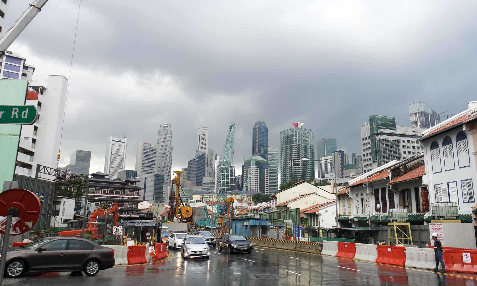 Maxwell Road, Singapore