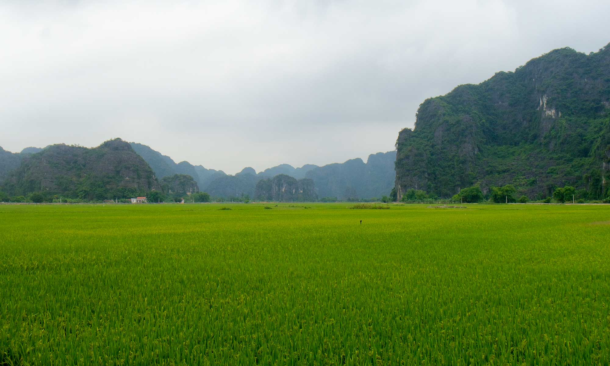 Just outside Tam Coc