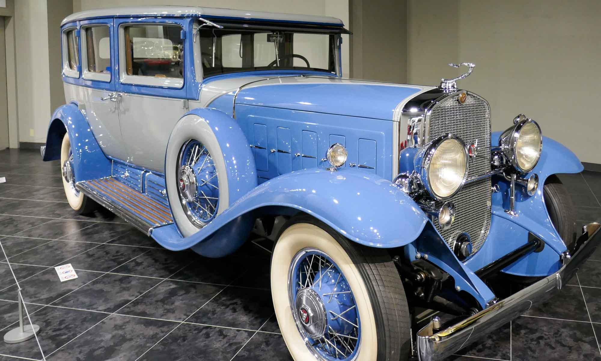 Cadillac Series 452A, 1931